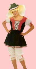 Bavarian Lady Costume XL